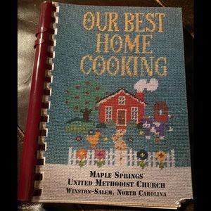 Our Best Home Cooking Maple Springs UMC